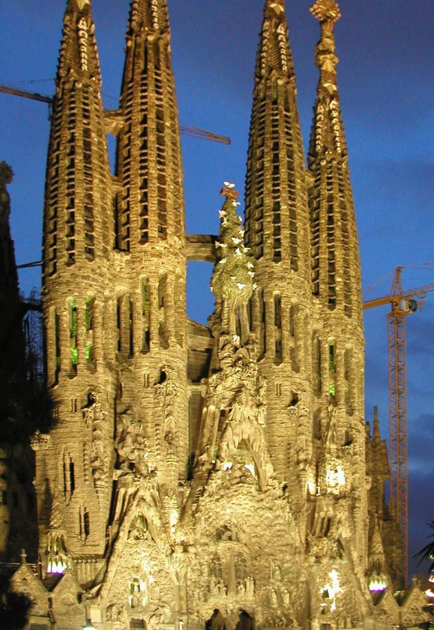 טיול מקיף ברצלונה