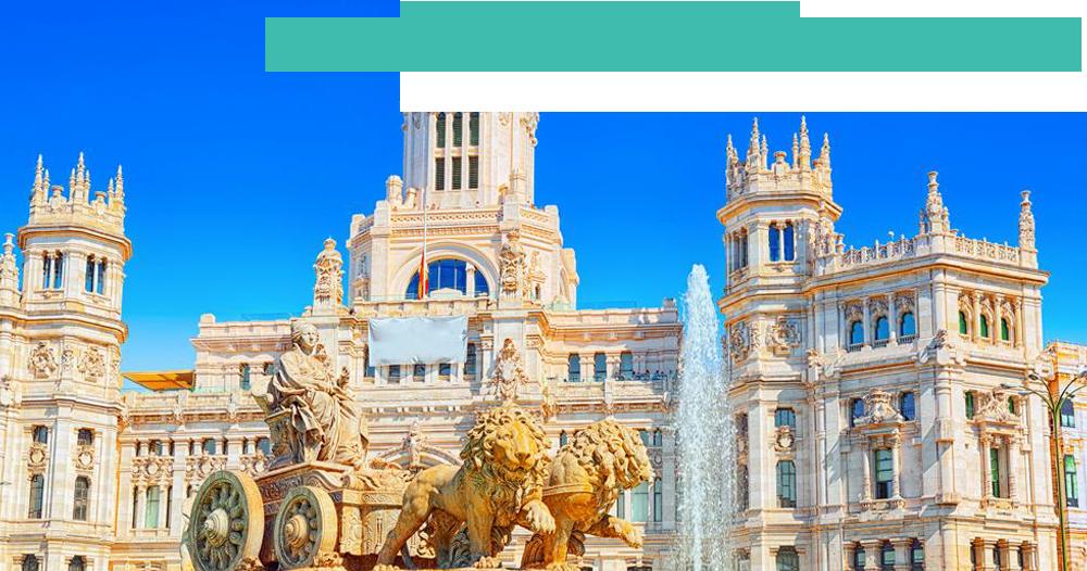 מדריד כמו שלא הכרתם- הלב הפועם של ספרד